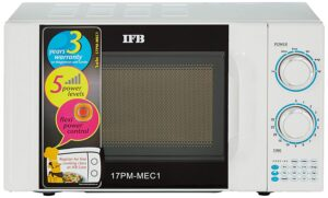 IFB 17L Solo Microwave Oven Best Microwave oven in 5000