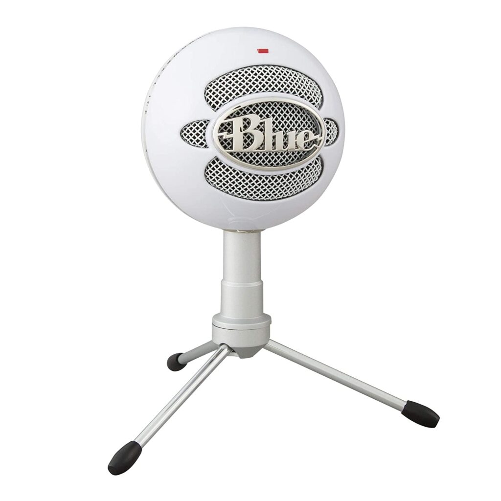 Blue Snowball iCE USB Microphone - best mic for youtube in india