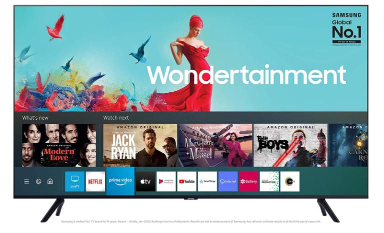 Samsung tv best tv under 50000