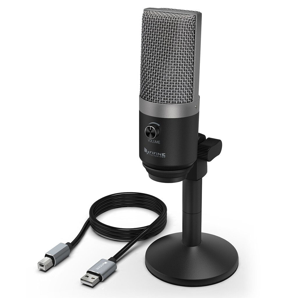 Fifine K670 Condenser Microphone - best professtional mic under 10000