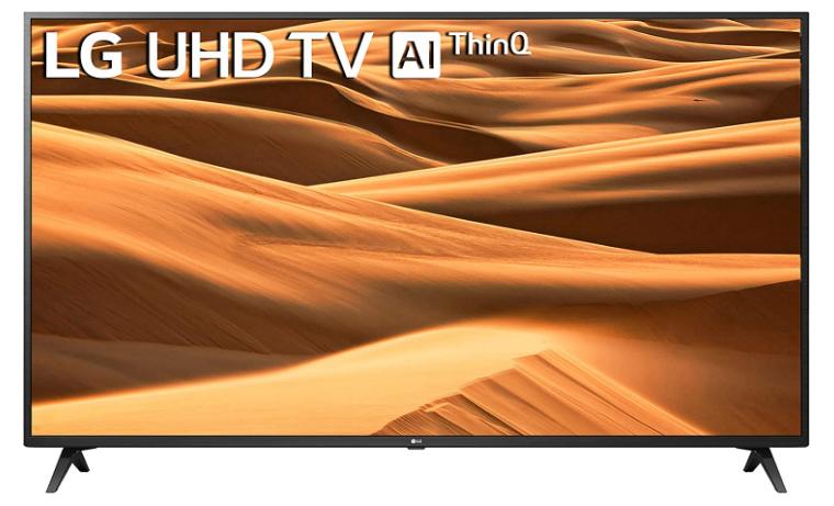 lg tv smart tv under 50000