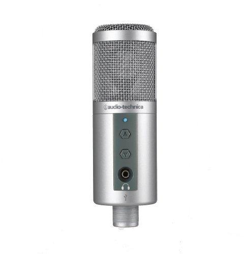 Audio Technica ATR2500 USB Cardioid Condenser Microphone