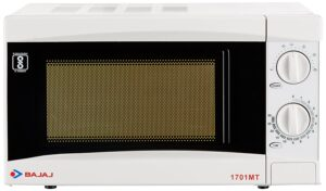 Bajaj 17L Solo Microwave Oven Microwave oven under 5000