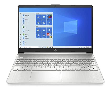 HP 15 Intel Core i3 8th Gen Laptop - best laptops under 60K india