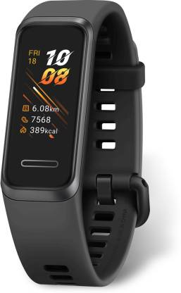 Huawei Band 4 - best fitness trackers under 2000