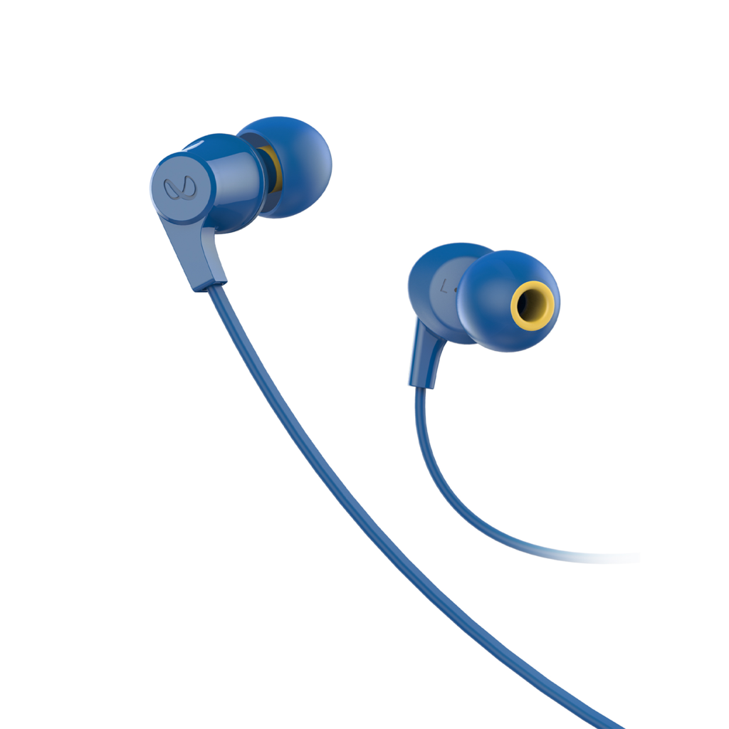 Infinity Zip 100 - best wired earphones under 500
