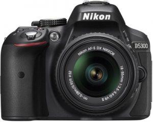 Nikon D5300 - best cameras under 50k