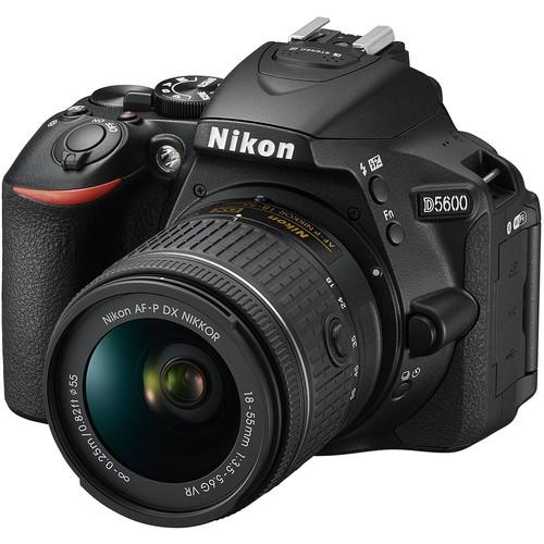 Nikon D5600 - best cameras under 50k