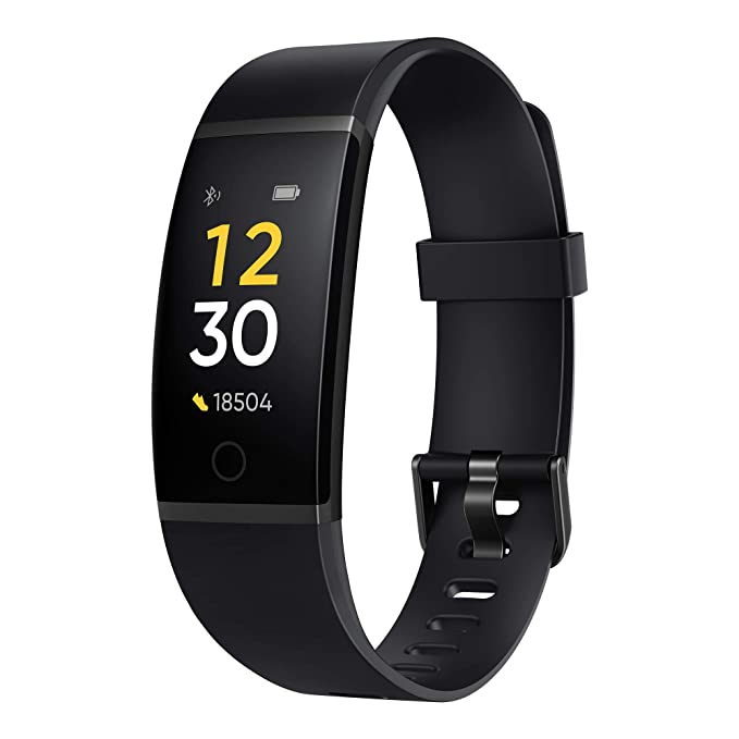 Realme fitness band - best fitness trackers under 2000