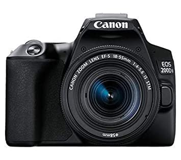 Canon 200D II - best dslr camera under 50000
