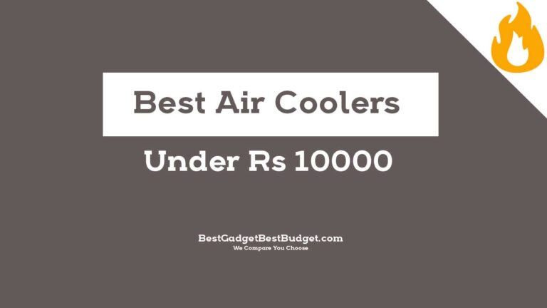 Best Air Coolers Under 10000 in India - Bestgadgetbestbudget.com