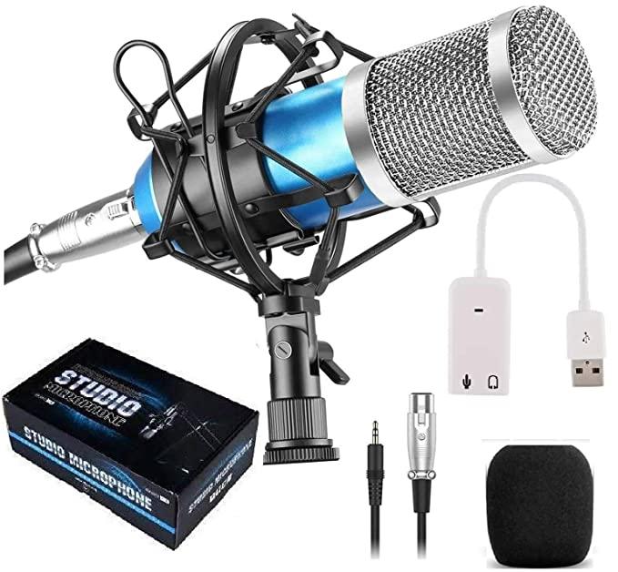Generic Sound- Best Professional Condenser Mic under 5k