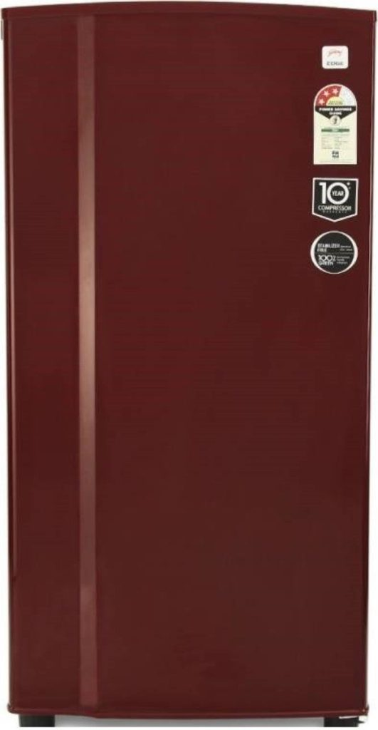 Godrej 196 L 3 Star ( 2019 ) Direct Cool Single Door Refrigerator