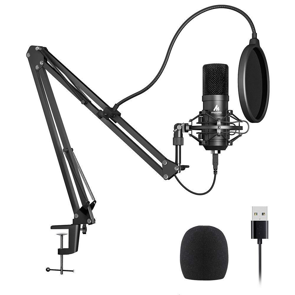 Maono AU-A04- Best Condenser Microphones under 5000