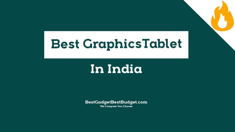 Best Graphics Tablet Under 5000 India