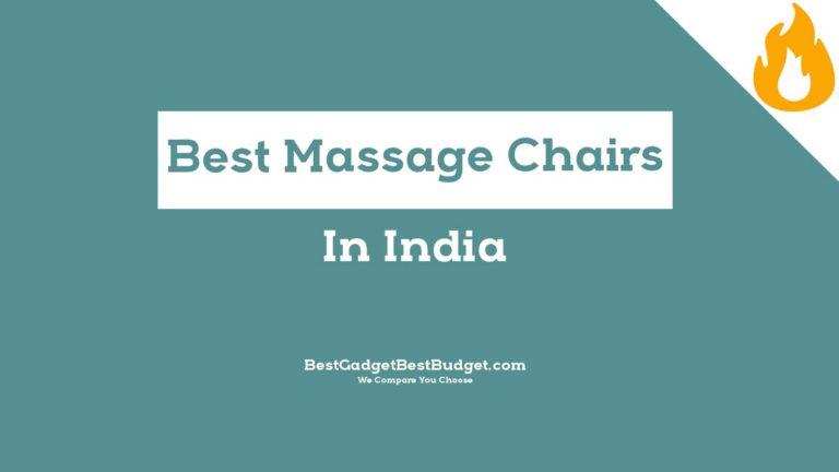 Best Massage Chairs In India - Zero Gravity Full Body