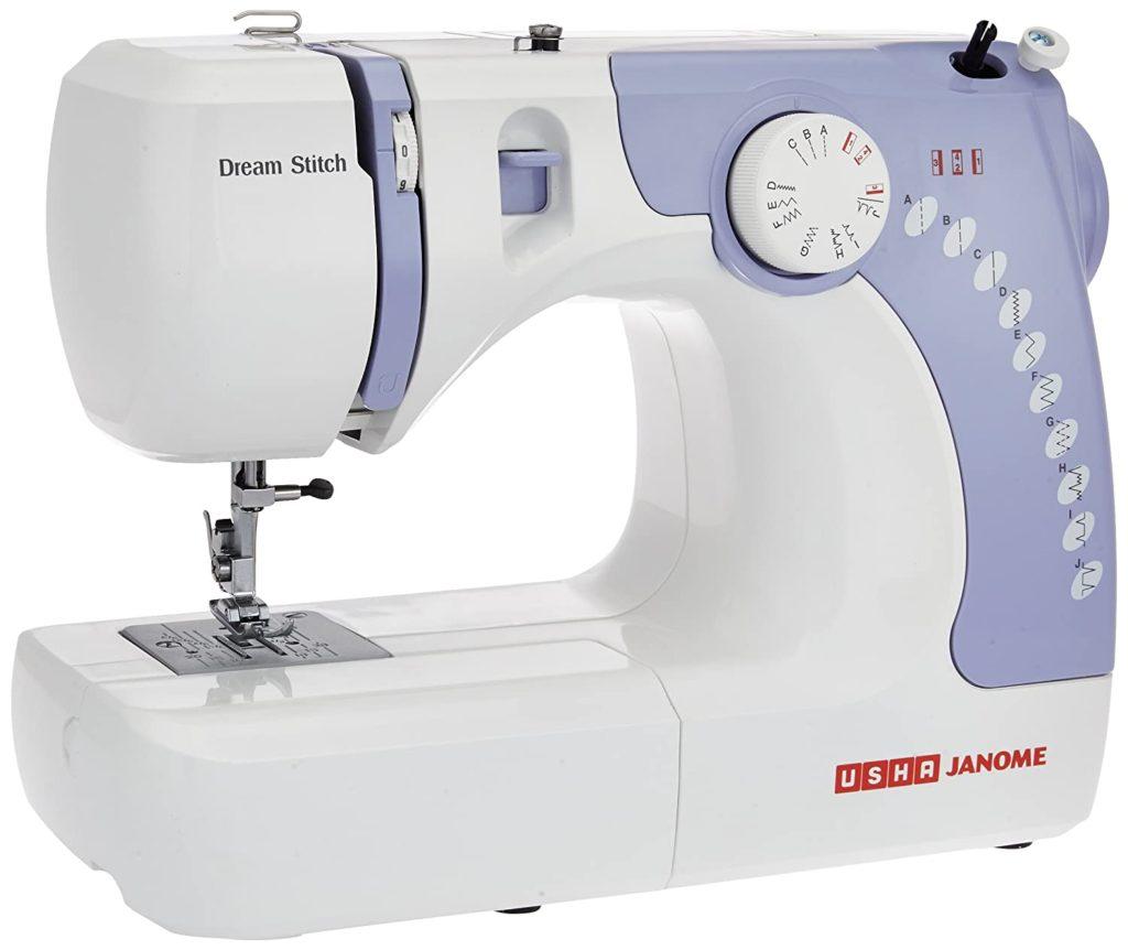 best sewing machine under 10000 - Usha Janome