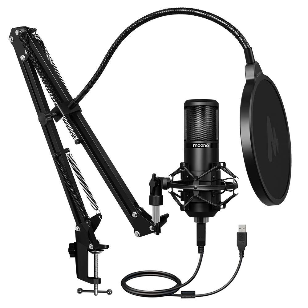 best mic under 5000 - Maono AU-PM420