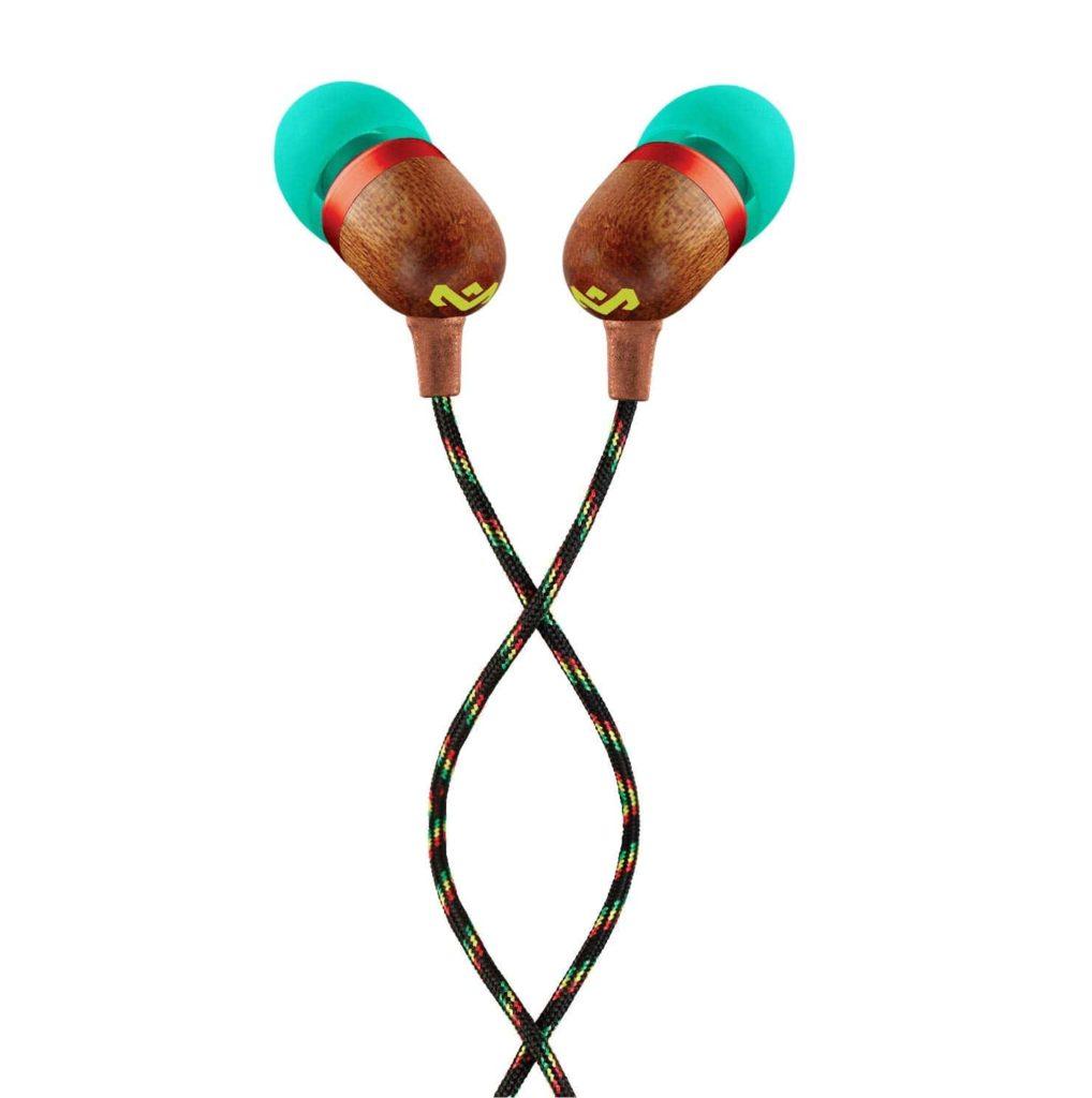 earphones under 1000 - House of Marley Smile Jamaica