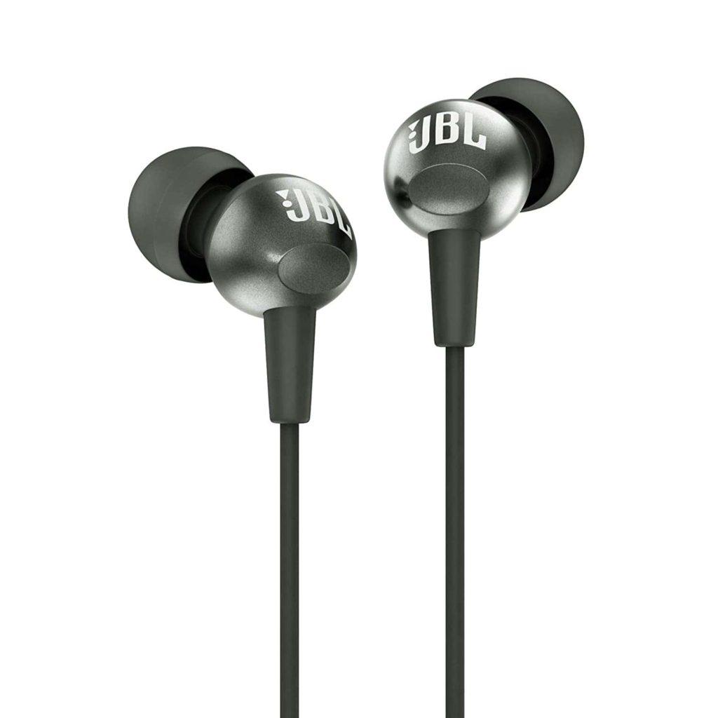 best wired earphones under 1000 - JBL C200SI In-Ear