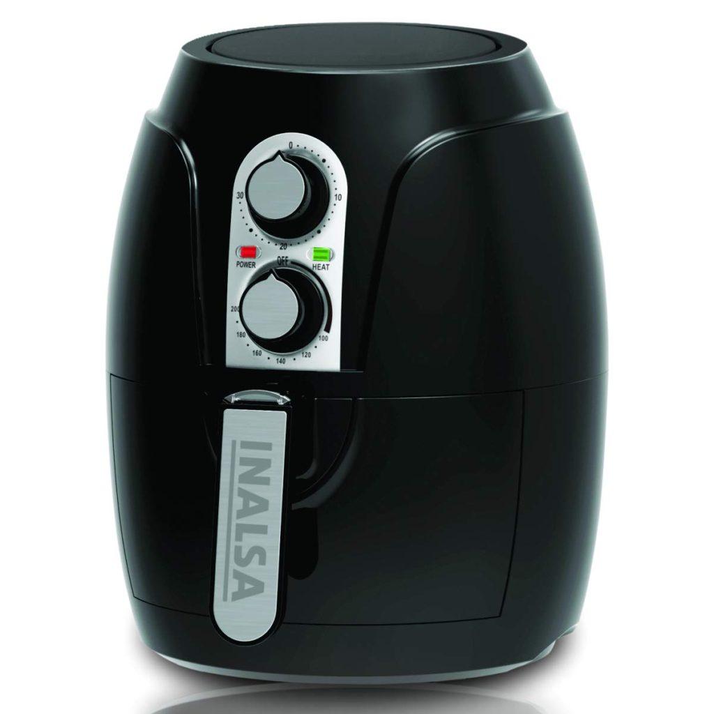 best air fryer under 5000 - Inalsa 2.3 L Crispy Fry