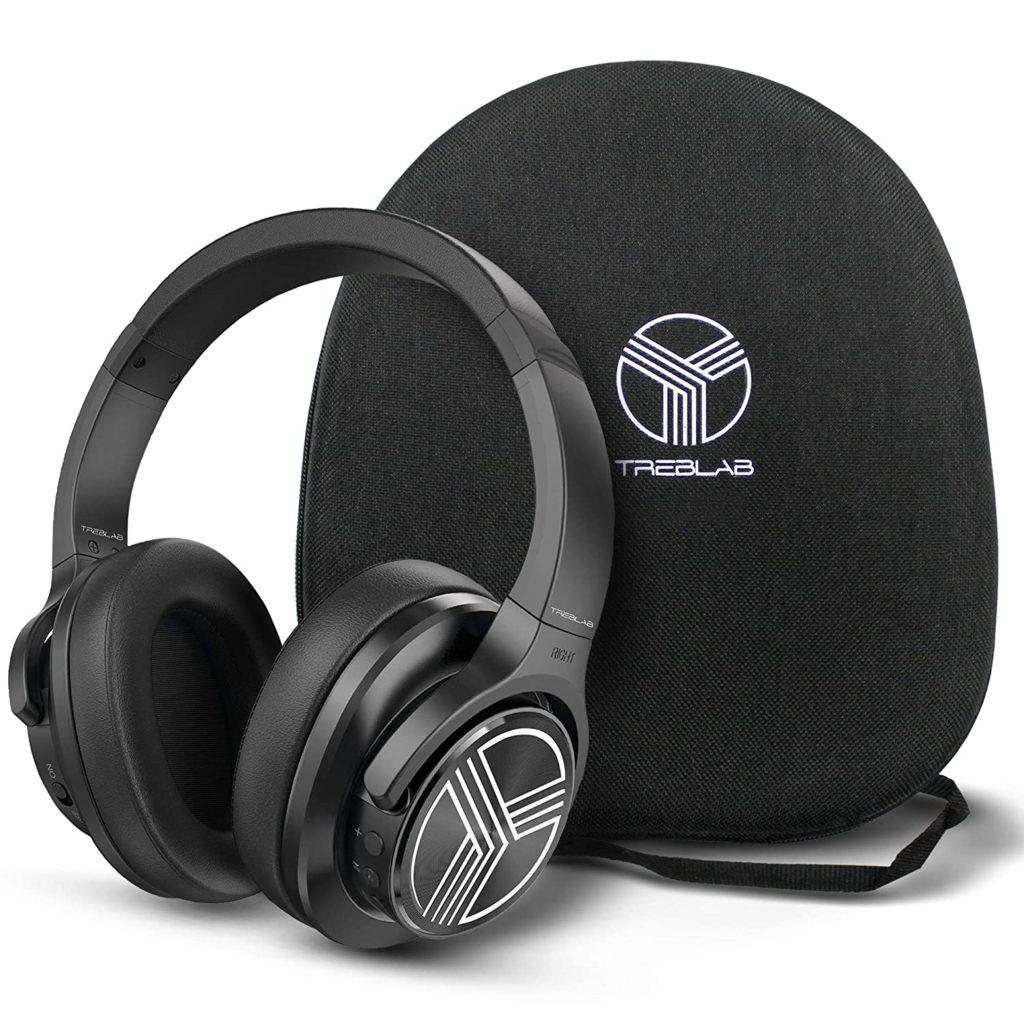 TREBLAB Supreme Bluetooth Wireless Headphones
